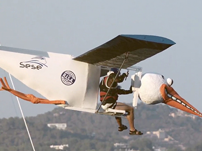 RED BULL – FLUGTAG